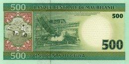BANQUE DE MAURITANIE Mauritania 500 Ouguiya 2006 UNC P 12 B - Mauritania