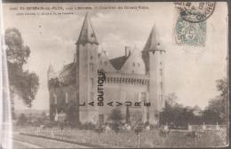 33--ST GERMAIN DU PUCH Près Libourne--chateau Du Grand Puch - Sonstige Gemeinden