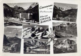 Canazei - Dolomiti - Albergo Bianca - 51-50 - Formato Grande Viaggiata - Hotels & Restaurants
