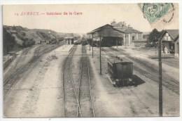 27 - EVREUX - Intérieur De La Gare - 15 - Evreux