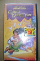 PBU/44  VHS Orig. Walt Disney  IL GOBBO DI NOTRE DAME  Ed.1997 (sigillata)/ Cartoni Animati - Cartoni Animati