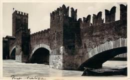Italie - Verona - Ponte Scaligero (qualité Photo) - Verona