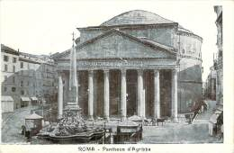 Italie - Roma - Pantheon D'Agrippa - Pantheon