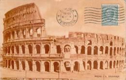 Italie - Roma - Il Colosseo - Colosseum
