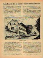Dans « Touring  Club De Belgique» 15/06/1932 : « Les Bords De La Lasne Et Ses Affluents» - Kranten