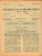 Dans « Touring  Club De Belgique» 01/09/1932 : Article Sur « ALLE-SUR-SEMOIS» - Kranten