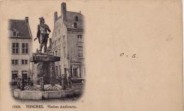 TONGEREN  :Statue Ambiorix - Tongeren