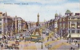 Dublin    O'Connell Street            Scan 5063 - Dublin