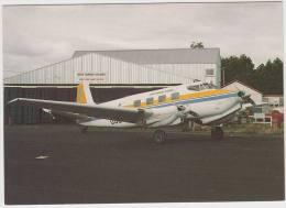 De Havilland DHA-3 Drover 3 - Great Barrier Airlines - 1946-....: Moderne