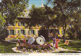 Canada Manitoba St Boniface Le Musee De Saint-Boniface - Other
