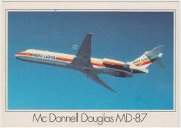 Mc Donnell Douglas MD-87 : Aero Lloyd (Germany) - 1946-....: Moderne