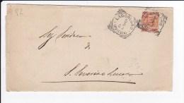 Storia Postale - Lettera - Sindaco Di S. Severino Lucano - Viaggiata 1903 - Storia Postale