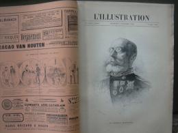 L'ILLUSTRATION 2432 GENERAL FAIDHERBE/ EXPOSITION/   5 Octobre  1889 - Journaux - Quotidiens