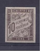 Colonies Générales Taxe 6 Neuf * - Taxes