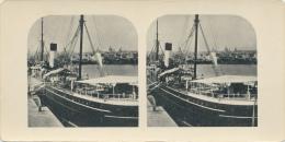 Italia, Catania, Harbour, Hafen No.76 - Stereoscoopen