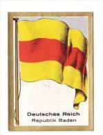 Bulgaria Fahnenbilder - 1930 - 19. Deutsches Reich, Deutschland - Cigarettes