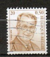 BELGIQUE  Roi Albert II  2001 N°2975 - Belgium