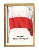 Bulgaria Fahnenbilder - 1930 - 138. Polen, Poland, Polska - Cigarette Cards
