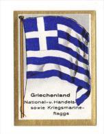 Bulgaria Fahnenbilder - 1930 - 191. Griechenland, Greece - Cigarette Cards