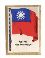 Bulgaria Fahnenbilder - 1930 - 215. China - Cigarette Cards