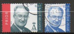 BELGIQUE  Roi Albert II  2002 N°3125-3127 - Belgium