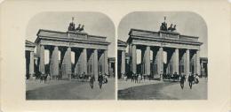 Berlin, Brandenburger Tor, No.37 - Stereoskope - Stereobetrachter