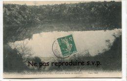- La ROQUEBRUSSANNE - ( Var ), Le Lac Et Route De Garéoult, En 1909, énormément D´eau, Très Rare, Cachet, TBE, Scans. - La Roquebrussanne