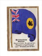 Bulgaria Fahnenbilder - 1930 - 393. Britisches Reich  Australien, British Empire, West Australia - Cigarette Cards