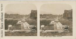 Pompei, Edifice D'Eumachie S. 161 - Stereoscopi