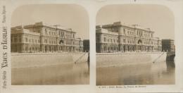 Roma, Palazzo Justicia,Palais De Justice - Stereoscopi