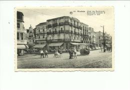Westende Leopold II Laan Hôtes Des Boulevards - Westende