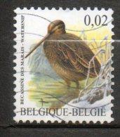 BELGIQUE Oiseau 2003 N°3192 - Belgium
