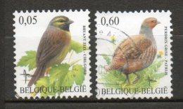BELGIQUE Oiseau 2005 N°3363-65 - Belgium