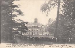 Ecaussinnes  Souvenir Du Concert Donné Par L'Harmonie Des Carrières Des Ecaussinnes Le 18 Août 1903 - Ecaussinnes