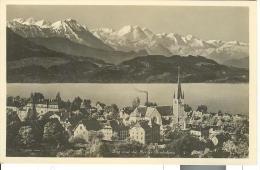 SVI481 - Zug Und Die Berner Hochalpen - ZG Zoug