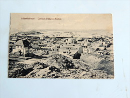 Carte Postale Ancienne : NAMIBIA : Deutsch-Südwest-Afrika : Lüderitzbucht