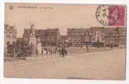 BELGIQUE - COMINES - La Grand'Place - Comines-Warneton - Komen-Waasten