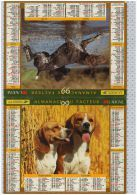 L'Almanach Du Facteur De 1999, Vendée 85 - Calendriers