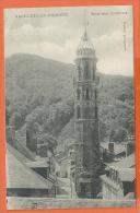 H662, Bagnères-De-Bigorre, Tour Des Jacobins,  Circulée 1910, 1 Pli - Bagneres De Bigorre