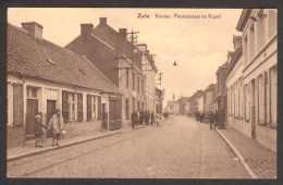 BE378) Zele - Kouter - Pensionnaat En Kapel - Zele