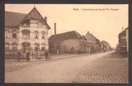 BE380) Zele - Loerenbaan En Kasteel M. Haegens - Zele