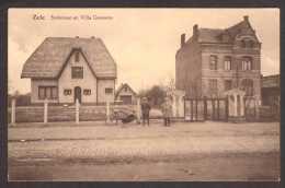 BE381) Zele - Stokstraat En Villa Goossens - Zele