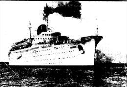 (248M) Ship - Shipping - Bateaux - Cruise Ship - Paquebot Antilles - Dampfer