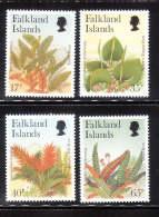 Falkland Islands 1997 Ferns Plants MNH - Falkland