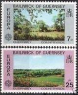 1977 - Guernsey - Europa-CEPT