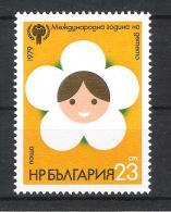 Bulgarien 1979 Mi# 2758 ** MNH Jahr Des Kindes - Ungebraucht