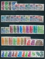 Monaco  Preoblitéré  De 1960 A 1992 Complet En Neufs   N°19 Au N°113 - Monaco