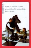 Schaken Schach Chess Ajedrez échecs - Telefoonkaart Duitsland - Jeux