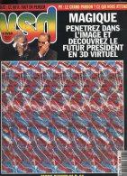 Vsd 923 Chirac Jospin Gilberte Beregovoy Claudia Cardinale Déportation - Gente