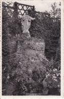 Wavre.  -  Institut St. Jean Baptiste;  Statue Du Sacré-Coeur. - Wavre